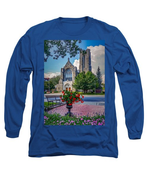The Church In Summer Long Sleeve T-Shirt