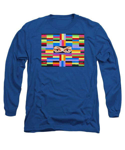 The Colour Of Life Long Sleeve T-Shirt