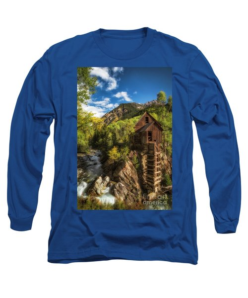 The Crystal Mill Long Sleeve T-Shirt