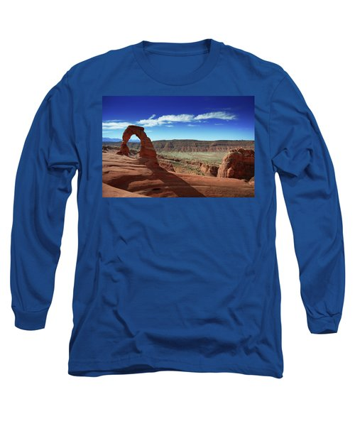 The Delicate Arch Long Sleeve T-Shirt
