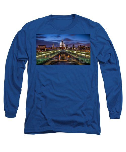 The Dome Long Sleeve T-Shirt by Giuseppe Torre