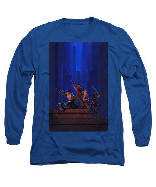 The Eliminators Long Sleeve T-Shirt