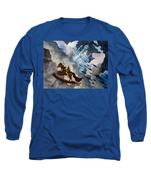 The Enchanted Horse Long Sleeve T-Shirt