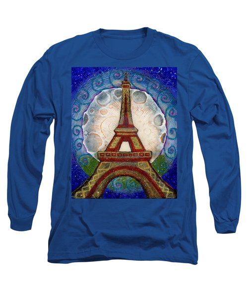 The Evening Of A Ready-wish Upon A Parisian High Point Long Sleeve T-Shirt