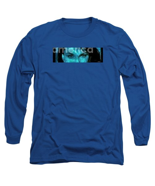 The Eyes Have It Long Sleeve T-Shirt by Leanne Seymour