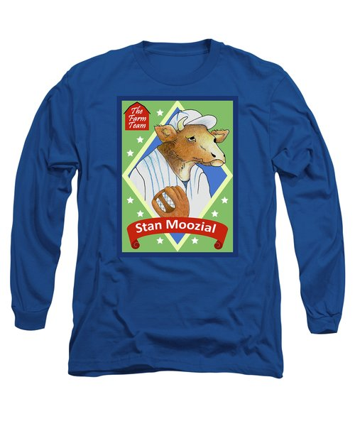 The Farm Team - Stan Moozial Long Sleeve T-Shirt