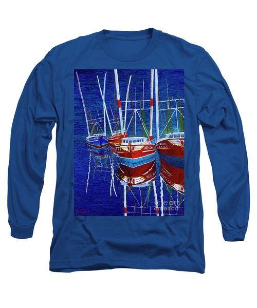 The Four Ladies Long Sleeve T-Shirt