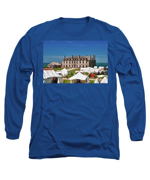 The French Castle 6709 Long Sleeve T-Shirt