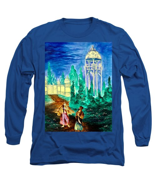 The Garden Of Pictures Long Sleeve T-Shirt