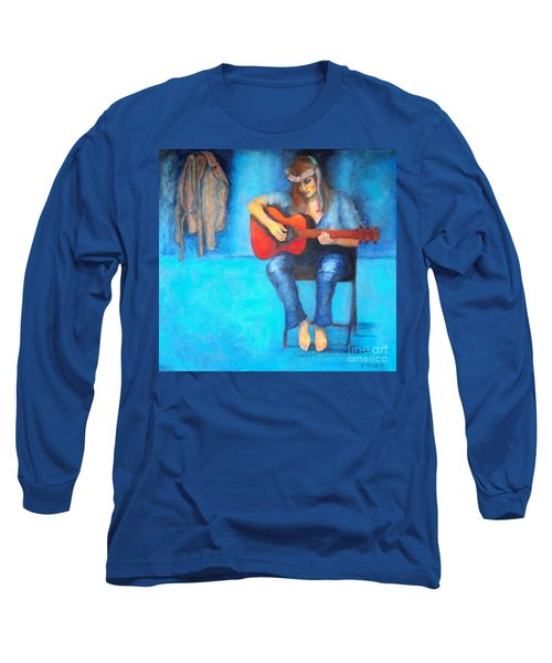 Music In The Alhambra Long Sleeve T-Shirt