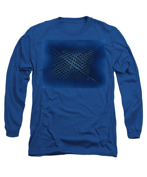 The Grid Long Sleeve T-Shirt