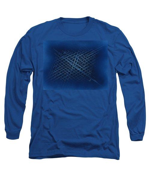 The Grid Long Sleeve T-Shirt
