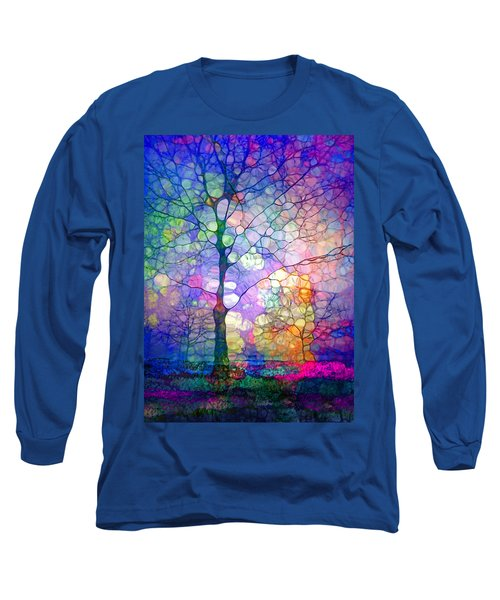 The Imagination Of Trees Long Sleeve T-Shirt