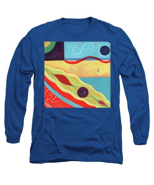 The Joy Of Design X L I X Long Sleeve T-Shirt