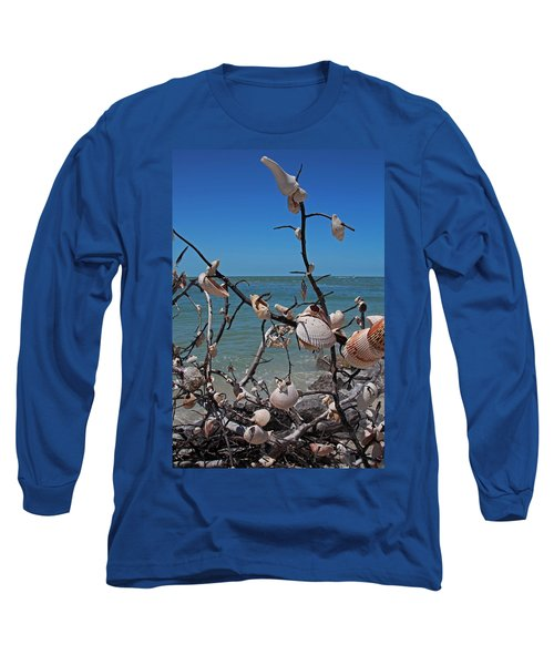 Long Sleeve T-Shirt featuring the photograph The Kindness by Michiale Schneider