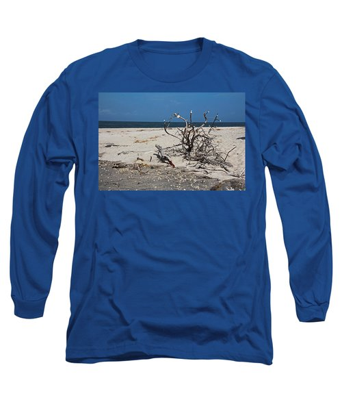 Long Sleeve T-Shirt featuring the photograph The Laws Of Gravity by Michiale Schneider