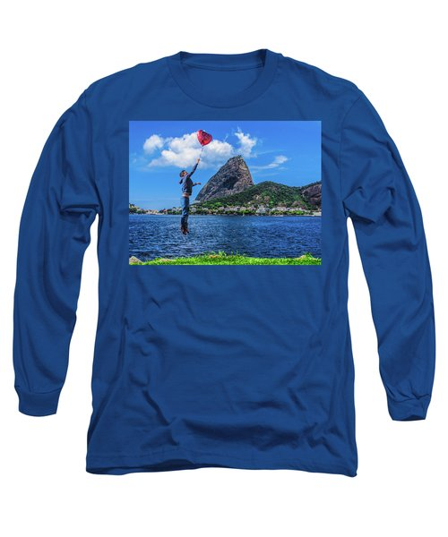 The Love In The Air Long Sleeve T-Shirt