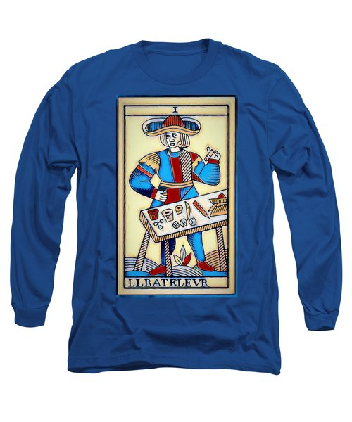 The Magician Long Sleeve T-Shirt