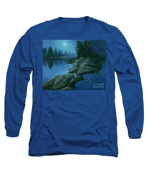The Moonlight Hour Long Sleeve T-Shirt