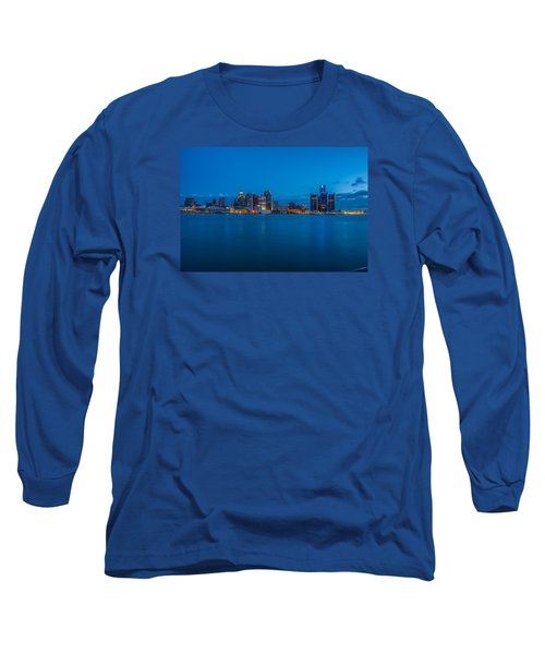 The Motor City  Long Sleeve T-Shirt