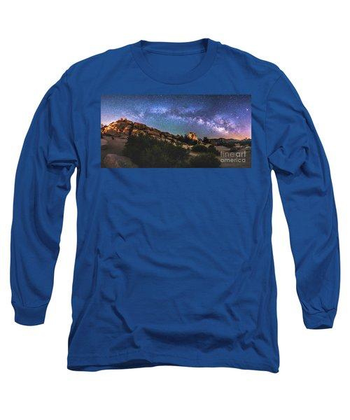 The Mystic Valley Long Sleeve T-Shirt by Robert Loe