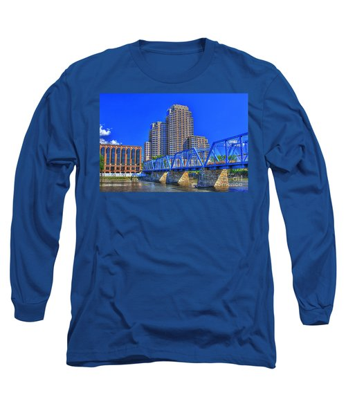 The Old Blue Bridge Long Sleeve T-Shirt