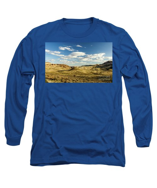 The Owyhee Desert Idaho Journey Landscape Photography By Kaylyn Franks  Long Sleeve T-Shirt