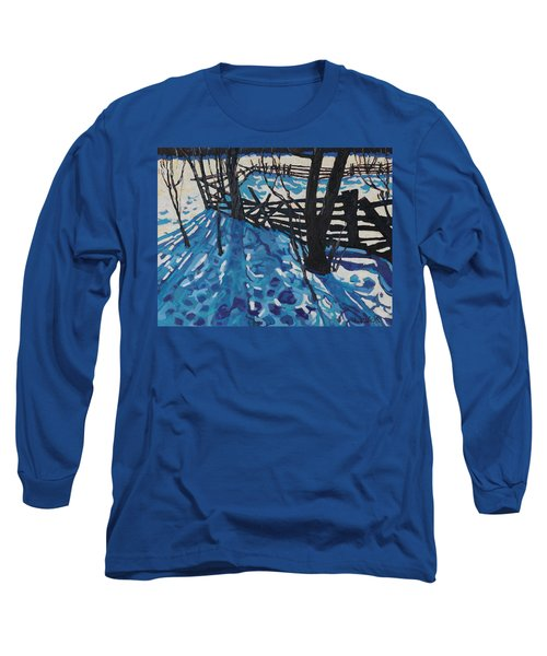 The Paddock Long Sleeve T-Shirt