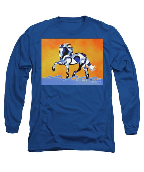 The Power Of Equus Long Sleeve T-Shirt