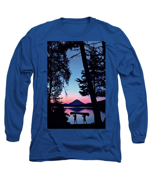 The Power Of Two Long Sleeve T-Shirt