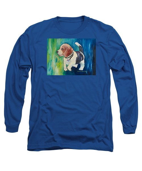 The Proud Puppy Long Sleeve T-Shirt