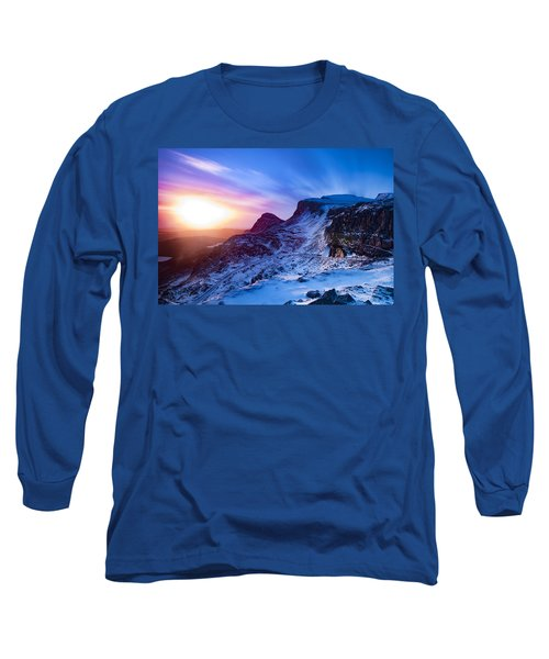 The Quiraing Long Sleeve T-Shirt