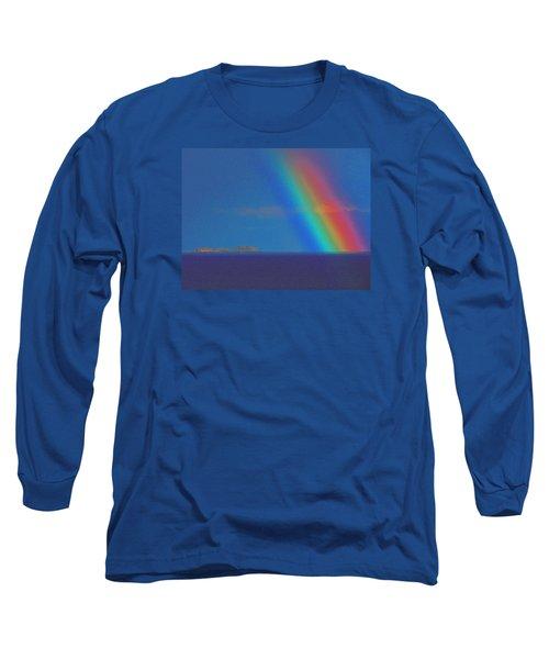 The Rainbow Long Sleeve T-Shirt