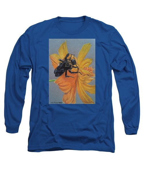 The Resting Place Long Sleeve T-Shirt by Anita Putman