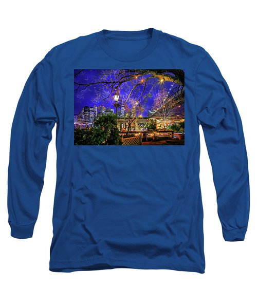 The River Cafe Long Sleeve T-Shirt