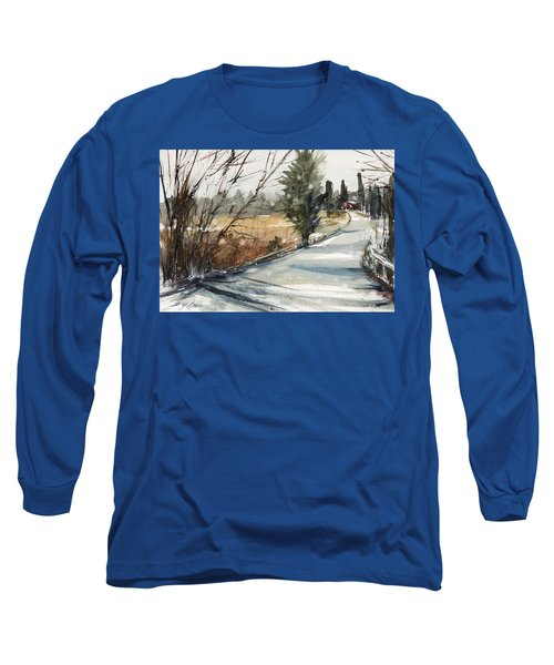 The Road Home Long Sleeve T-Shirt by Judith Levins