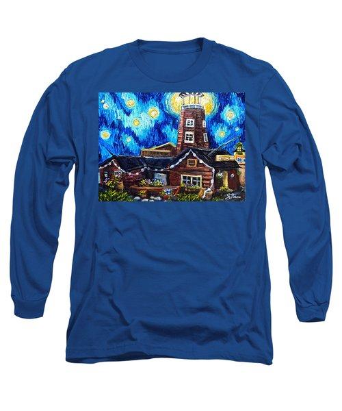 The Salty Dog Saloon Long Sleeve T-Shirt