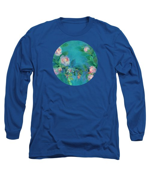 The Search For Beauty Long Sleeve T-Shirt by Mary Wolf