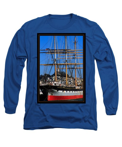The Ship Balclutha Long Sleeve T-Shirt