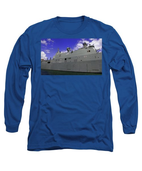 The Ship Is Huge Long Sleeve T-Shirt
