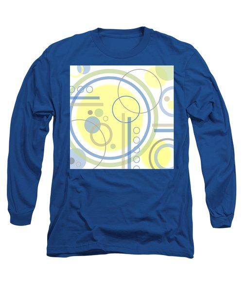 The Softness Of Circles Long Sleeve T-Shirt