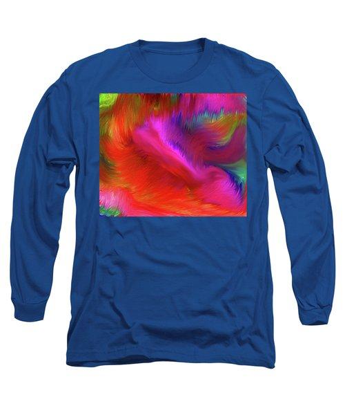 The Spirit Of Life Long Sleeve T-Shirt