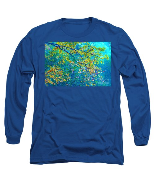 The Star Of The Forest - 773 Long Sleeve T-Shirt by Variance Collections