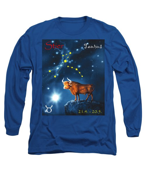 The Star Taurus Long Sleeve T-Shirt