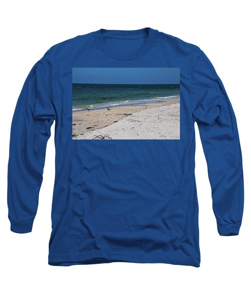 Long Sleeve T-Shirt featuring the photograph The Stuff That Never Happened by Michiale Schneider
