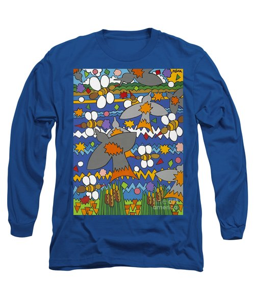 The Swallows Long Sleeve T-Shirt