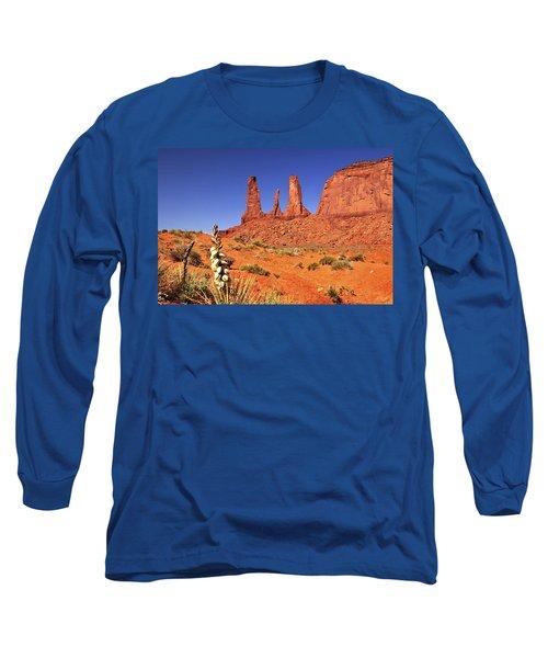 The Three Sisters Long Sleeve T-Shirt
