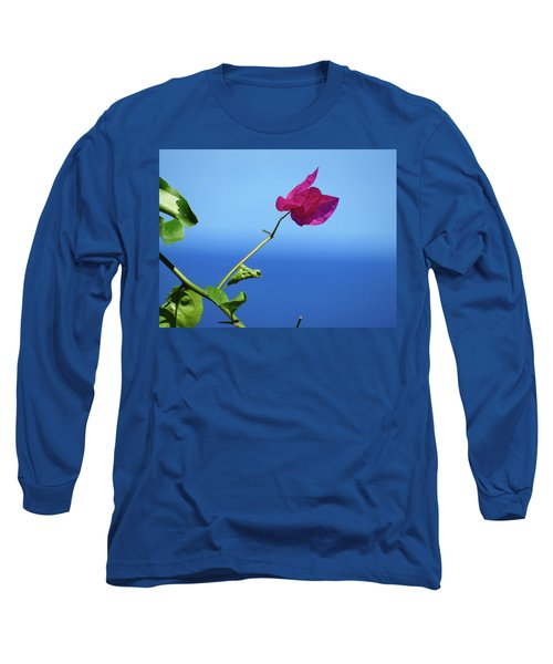 The Tropical Bloom Long Sleeve T-Shirt