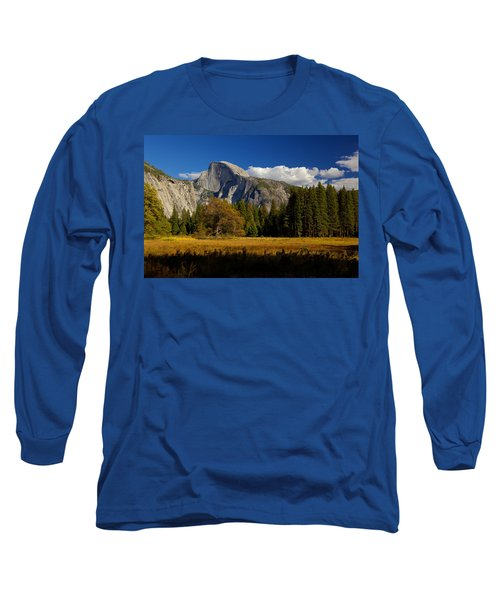 Long Sleeve T-Shirt featuring the photograph The Valley by Evgeny Vasenev
