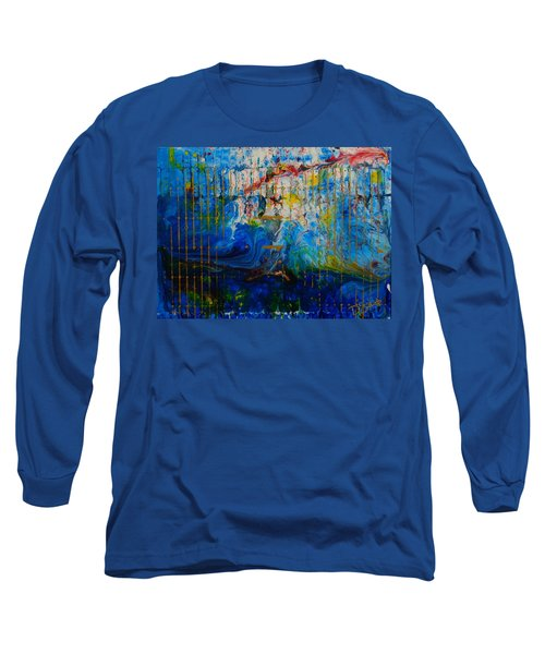 The Sound Wave Long Sleeve T-Shirt